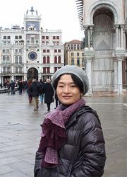 ヴェネツィア 通訳ガイド アテンドのプロ小山寿美子(コヤマ スミコ)