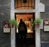 Stampe d'Arte L'Ippogrifo  (スタンペ ダルテ リッポグリッフォ):エッチング技術で描いたアートのお店