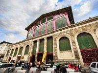Mercato centrale (メルカート チェントラーレ):中央市場で現地食料品を調達!