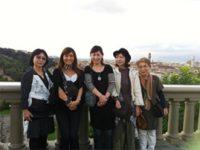 鹿児島からお越しの上之園様御一行  フィレンツェ&トスカーナ地方ツアー