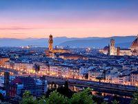 フィレンツェの街を一望するなら、ミケランジェロ広場