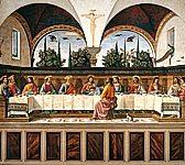 宗教芸術を追う!フレスコ画「最後の晩餐」の美術の変遷