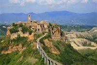 Civita di Bagno Regio「天空の町」といわれる不思議な場所