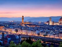 初めてのフィレンツェ観光一日 ウフィッツィ美術館