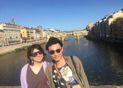 ハネムーンでフィレンツェ観光!王道コースを満喫!