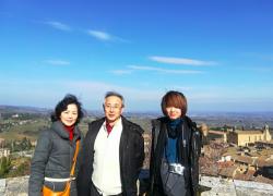 冬のトスカーナ満喫!家族旅行で世界遺産を周る旅