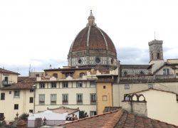 フィレンツェ家族旅行!ウッフィツィ美術館、アカデミア美術館のご訪問と、伝統工芸の工房巡り