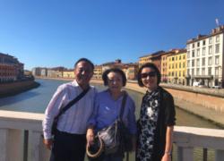 秋のフィレンツェ観光とピサの斜塔登頂!ご夫婦の旅
