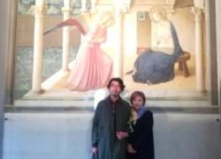 美術好きご夫婦のフィレンツェ美術鑑賞観光満喫の二日間