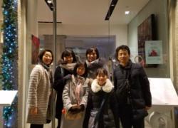 年末イタリア家族旅行をフィレンツェで!仲良し家族5名様の旅