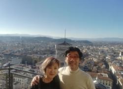 フィレンツェ大好きリピーターご夫妻の美術観光ガイド
